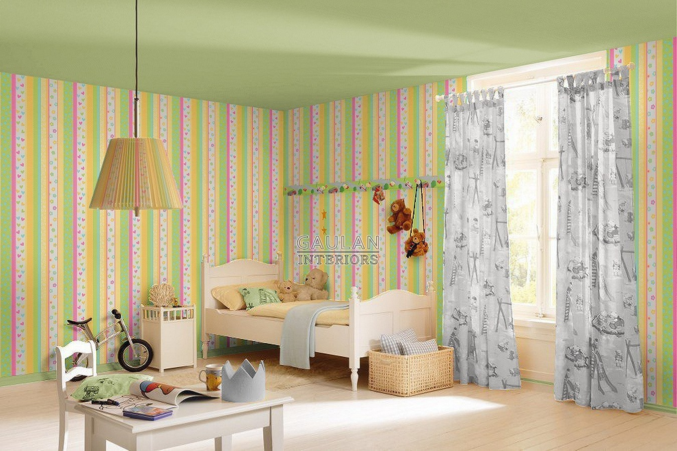 Papel pintado Rasch Kids And Teens 2016 - 459302