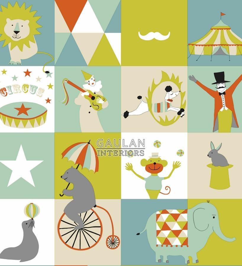 Papel pintado Rasch Textil Everybody Bonjour - 128704