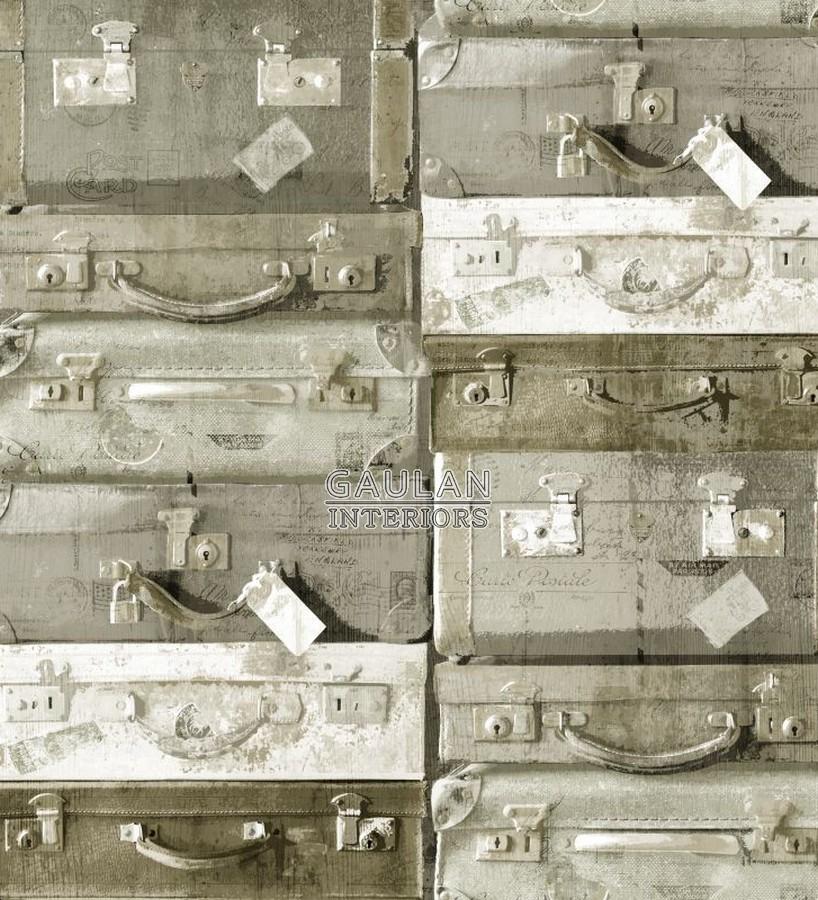 Papel pintado Rasch Textil Vintage Rules - 138213