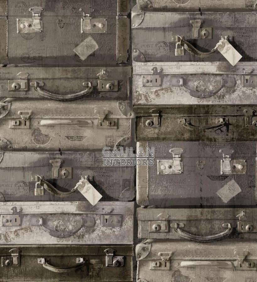Papel pintado Rasch Textil Vintage Rules - 138217