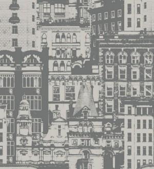 Papel pintado Rasch Textil Vintage Rules - 138226