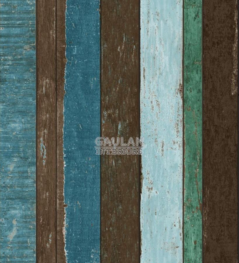 Papel pintado Rasch Textil Vintage Rules - 138252