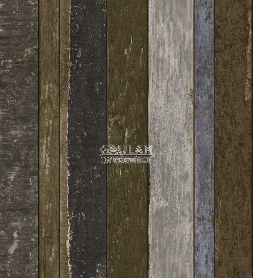 Papel pintado Rasch Textil Vintage Rules - 138254