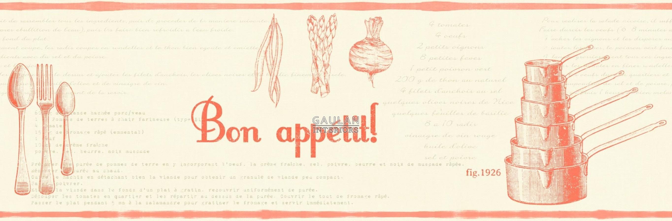 Cenefa Caselio Bon Appetit BAP 6847 30 17 68473017