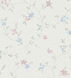 Papel pintado As Creation Fleuri Pastel -