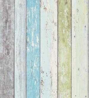 Papel pintado As Creation Wood-n-Stone -