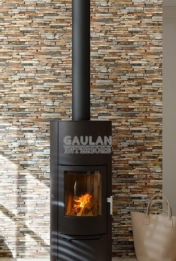 Papel pintado As Creation Best of Wood and Stone - 9142-17   914217