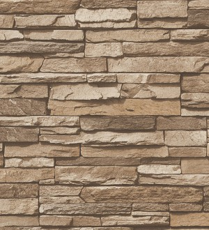 Papel pintado As Creation Best of Wood and Stone -