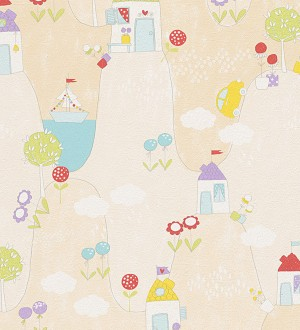 Papel pintado As Creation Boys and Girls 5 -