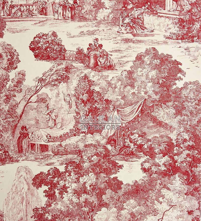 Papel pintado Casadeco Chantilly CHT 2297 81 12 22978112