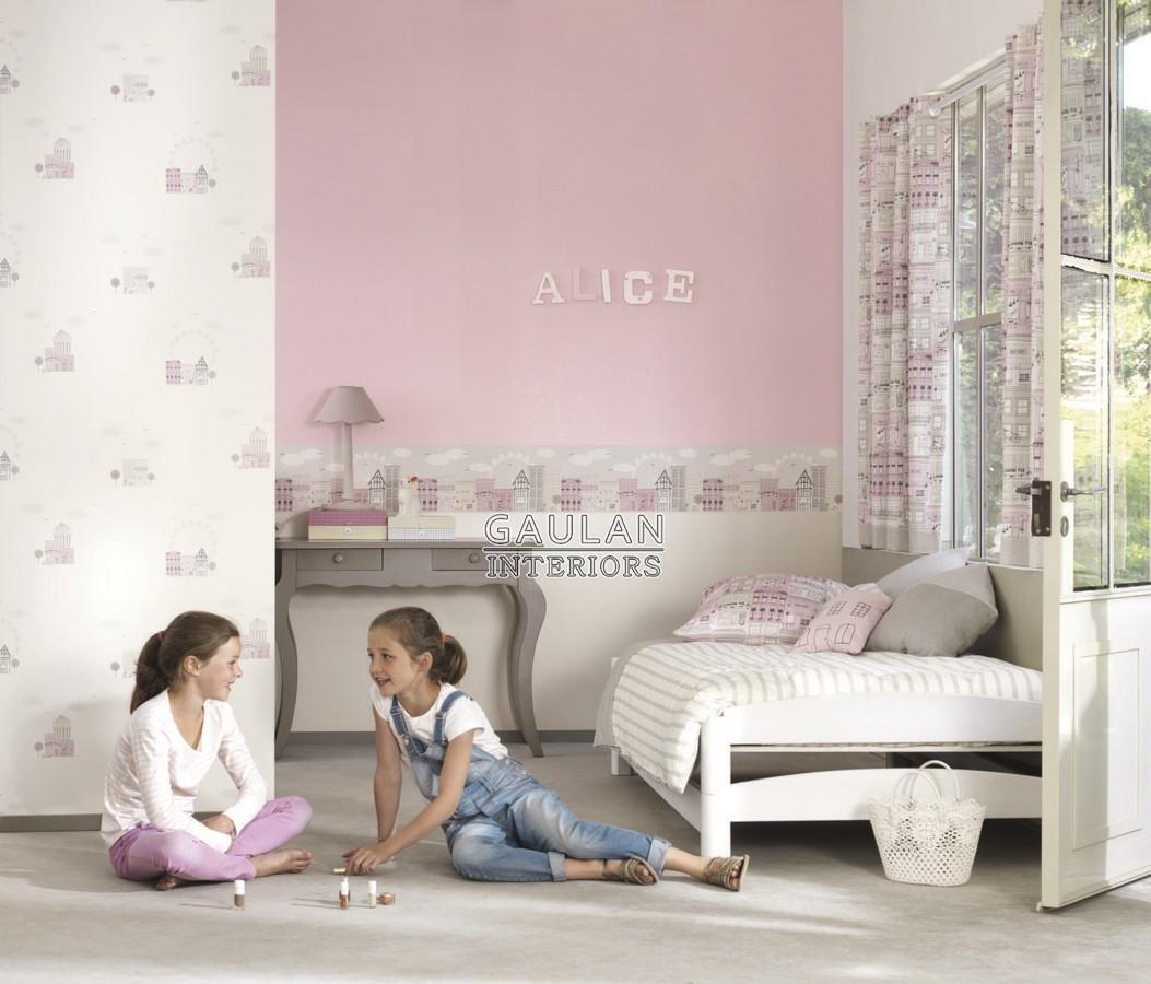 Papel pintado Casadeco Alice et Paul AEP 2804 43 25 28044325