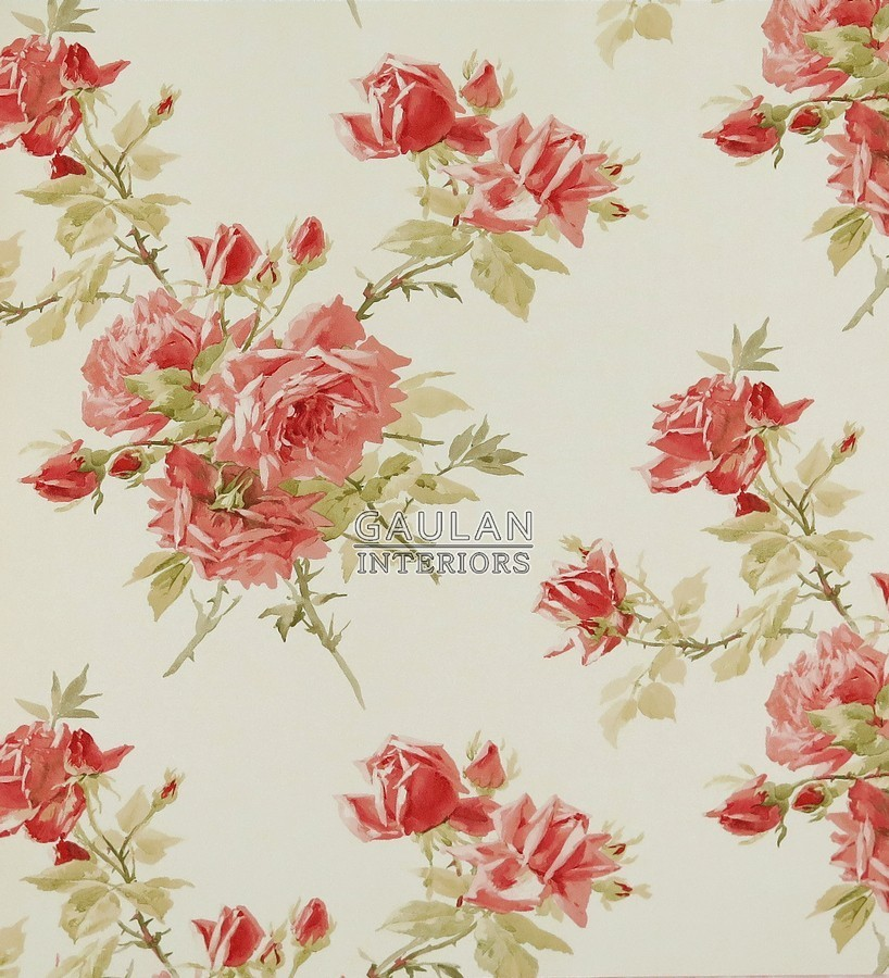 Papel pintado Norwall Rose Garden - - CG28837 | CG28837