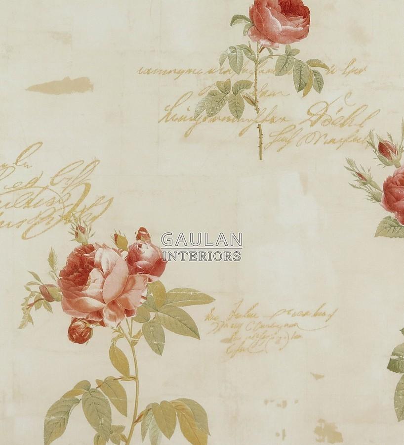 Papel pintado Norwall Rose Garden - - CG28860 | CG28860