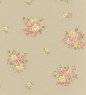 Papel pintado Norwall Floral Prints 2 - 178-5424