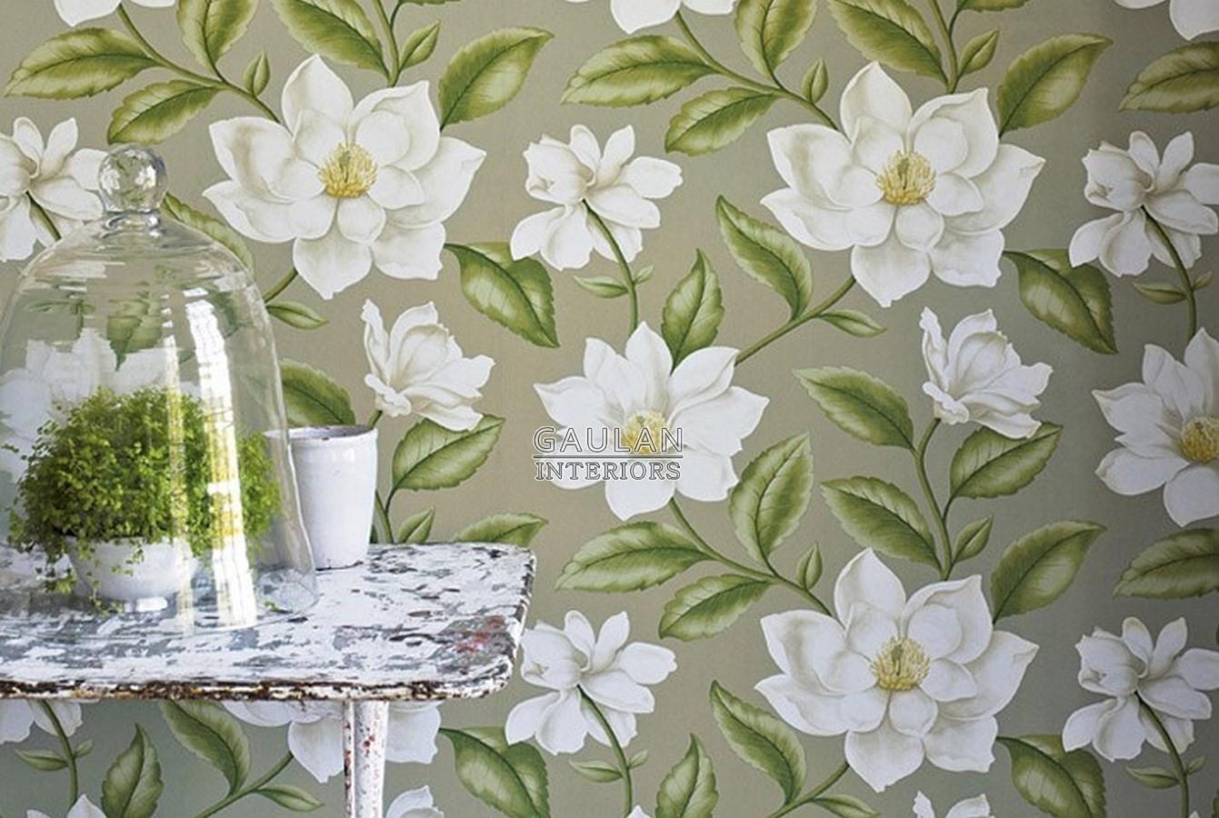 Papel pintado Sanderson A Painters Garden - DAPGGR104