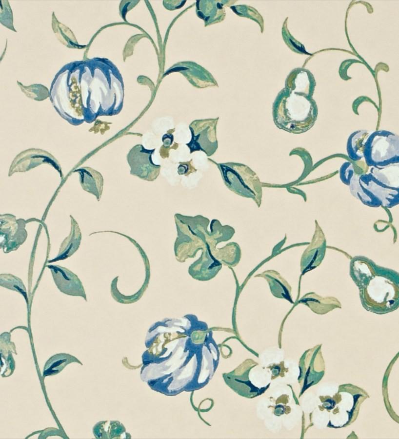 Papel pintado sanderson a painters garden dapgpo101 gaulan for Marcas de papel pintado