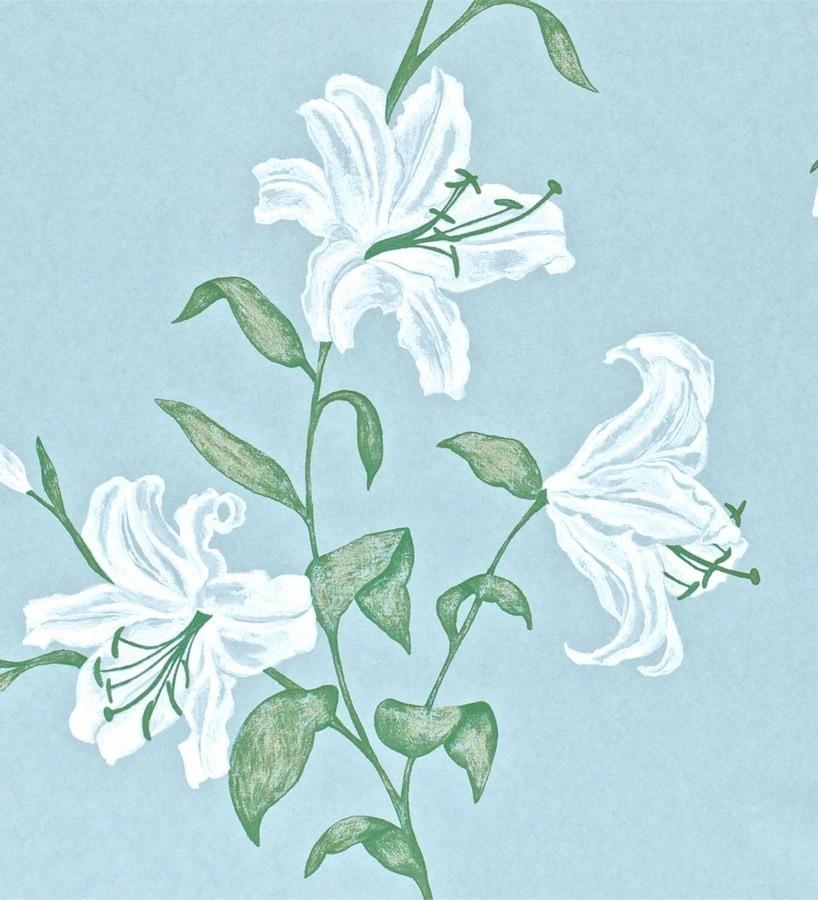Papel pintado sanderson a painters garden dapgse103 gaulan - Sanderson papel pintado ...