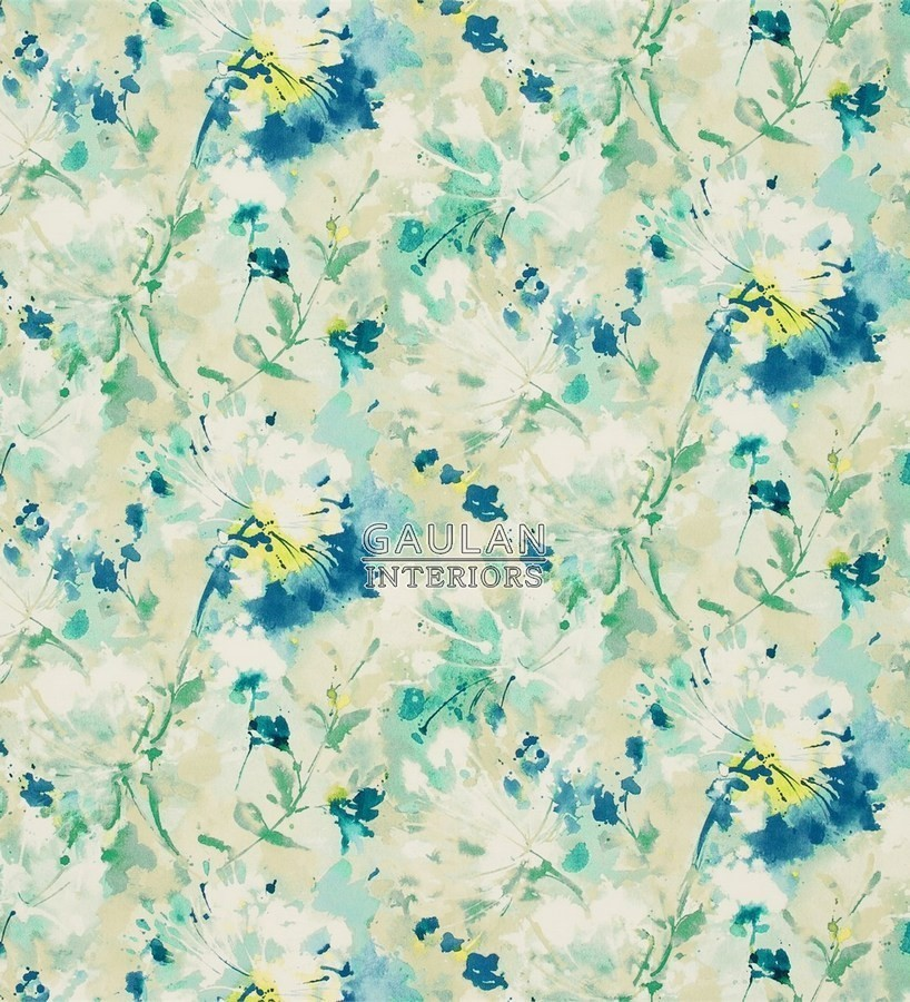 Papel pintado Sanderson Aegean Vinyl 213024 - AEG213024