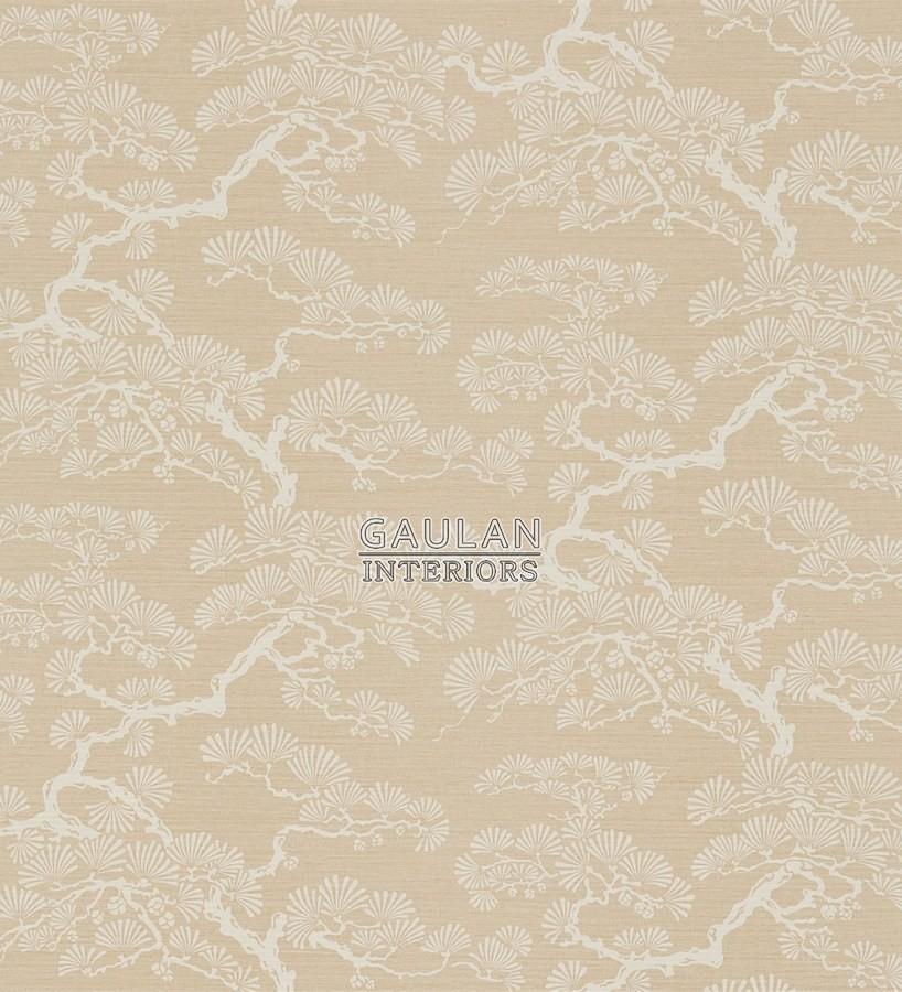 Papel pintado Sanderson Aegean Vinyl 213045 - AEG213045