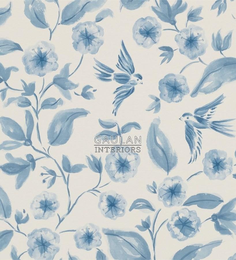 Papel pintado Sanderson Aegean Vinyl 213061 - AEG213061
