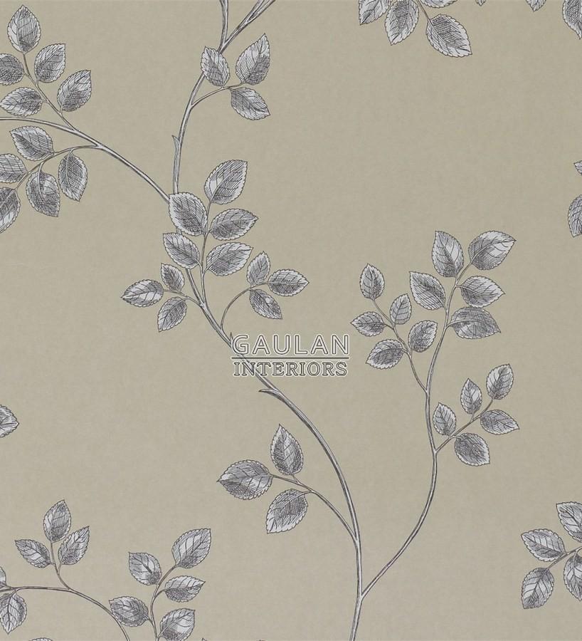 Papel pintado Sanderson Parchment Flowers - DPFWFR104