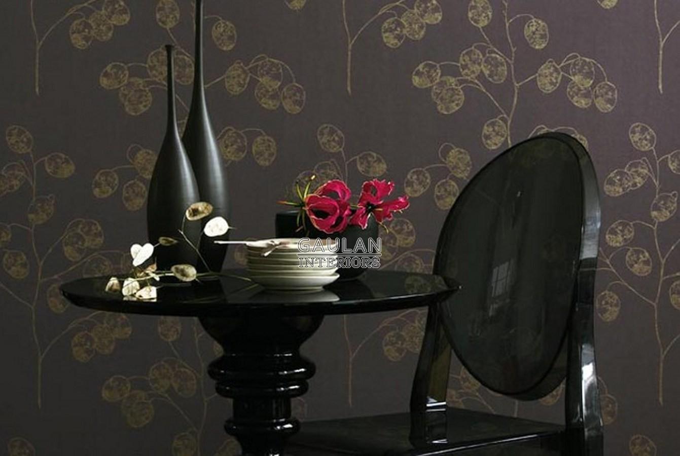 Papel pintado Sanderson Parchment Flowers - DPFWHO102