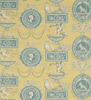 Papel pintado sanderson toile degtrt101 gaulan - Sanderson papel pintado ...
