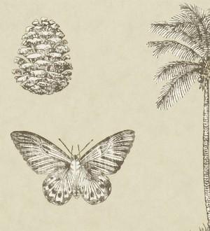 Papel pintado Sanderson Voyage Of Discovery 213381 -