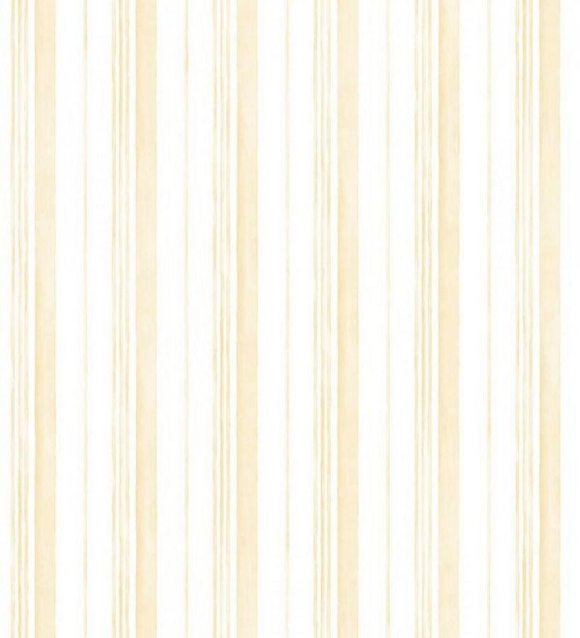 Papel pintado rayas y líneas de acuarela beige claro Raya Amyte 119600