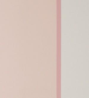Papel pintado moderno rayas anchas y finas tricolor Raya Tarobe 119759