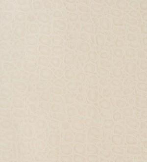 Papel pintado efecto piel de tortuga africana beige claro Douala 119820