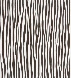 Papel pintado imitación piel de cebra Yaundé 339521