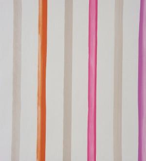 Papel pintado rayas efecto acuarela Raya Charline 340930