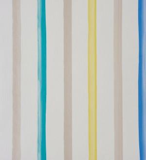 Papel pintado rayas efecto acuarela Raya Charline 340931