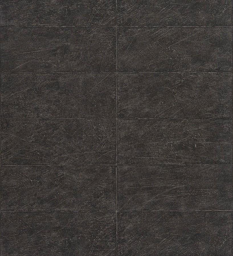 Papel pintado imitaci n piedra pizarra vitelio 341485 for Papel imitacion piedra