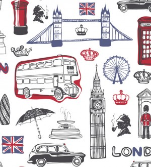 Papel pintado iconos y monumentos de Londres London 2 341784