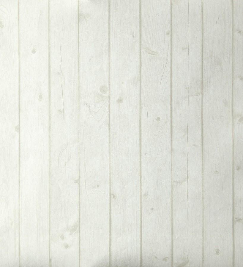 Papel pintado imitación listones de madera nude claro Calaiza 342126