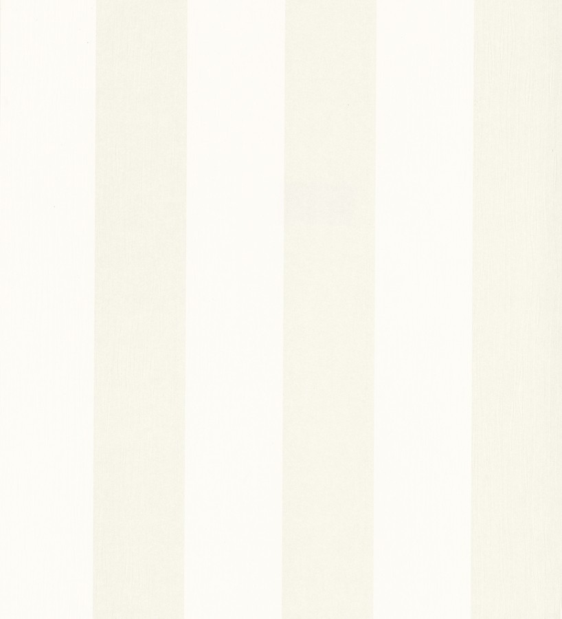 Papel pintado rayas elegantes modernas blanco y blanco roto Raya Majorelle 342362