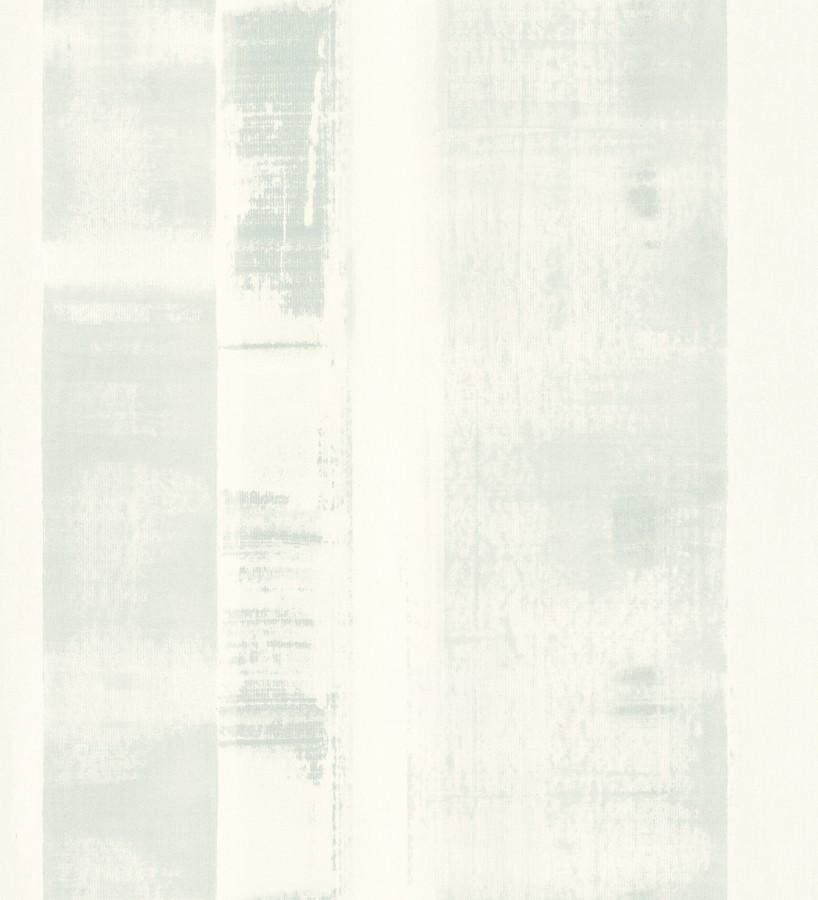 Papel pintado rayas desiguales diseño industrial fondo blanco Raya Locle 342386