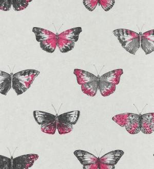 Papel pintado mariposas grandes juveniles farfalle 342792 - Papel pintado mariposas ...