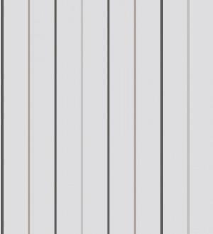 Papel pintado rayas finas juveniles Raya Soldier Stars 228342