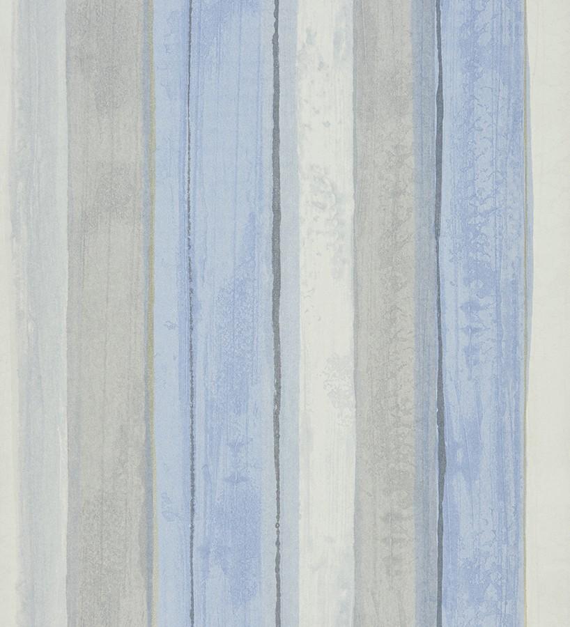 Papel pintado rayas desiguales de acuarela Raya Jenna 231555