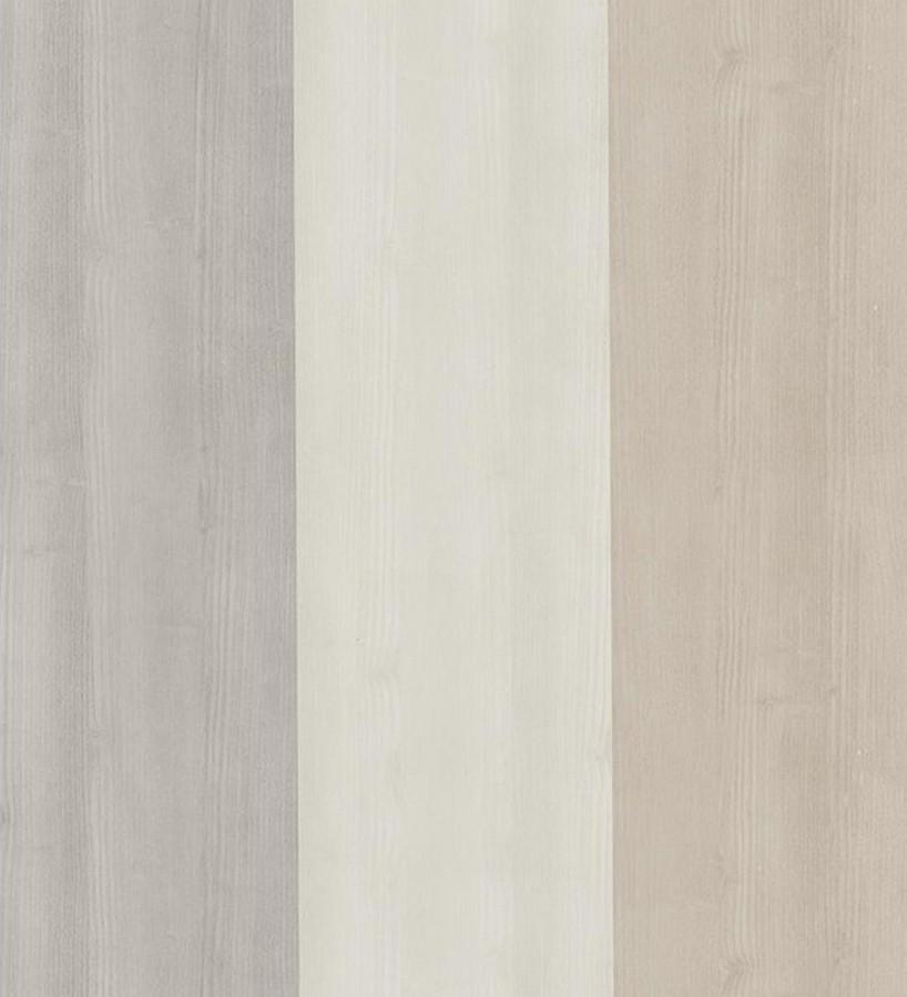 Papel pintado rayas anchas veteadas Shabby Chic Raya Tolosa 231913