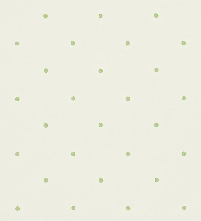 Papel pintado topitos para habitaciones infantiles Minidot 564957