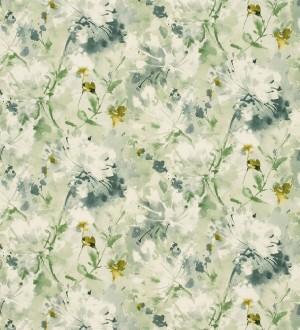 Papel pintado flores pequeñas al óleo diseño inglés Denise 564964