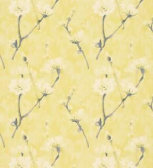 Papel pintado flores delicadas y artísticas vintage Lorene 564967