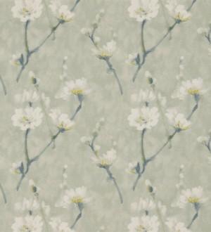 Papel pintado flores delicadas y artísticas vintage Lorene 564968