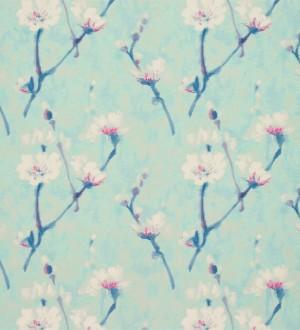 Papel pintado flores delicadas y artísticas vintage Lorene 564969