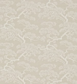 Papel pintado bonsáis artísticos estilo oriental Azumi 564985