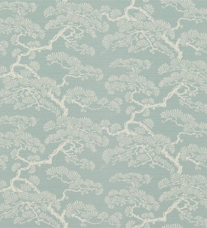 Papel pintado bonsáis artísticos estilo oriental Azumi 564986